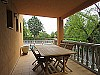 Downstairs terrace  - 5 bed 3 bath Chiva