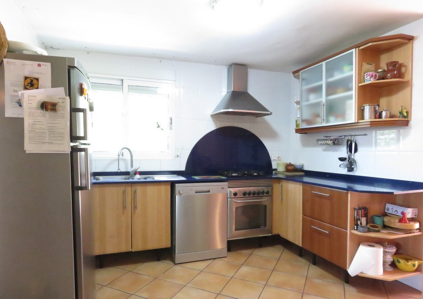 Kitchen  - 3 bed 2 bath Olocau