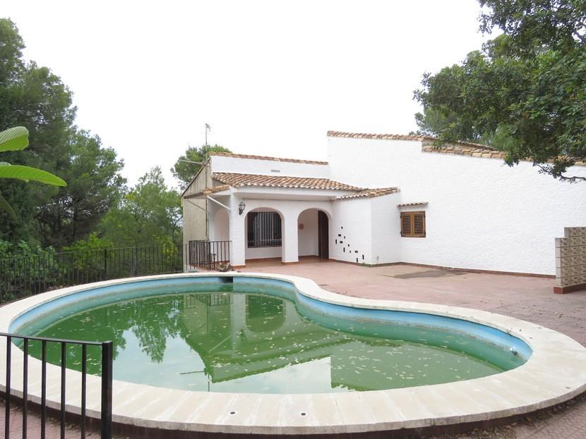 Pool view - 6 bed 2 bath Torres Torres
